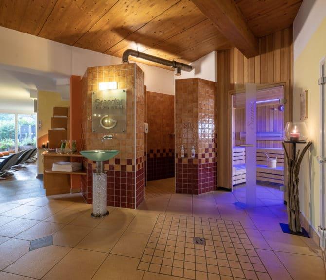 Sauna Hotel Trattnig, Millstätter See