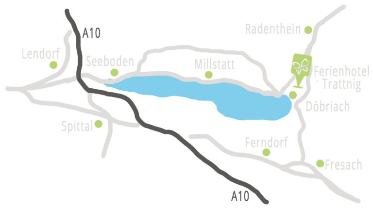 Karte Trattnig