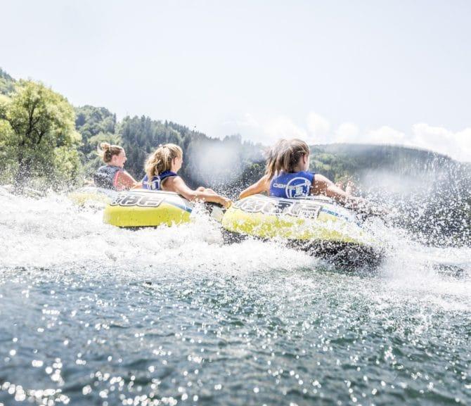 Urlaub mit Kindern am See in Kärnten
