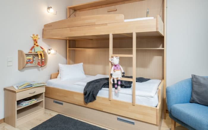 Kinderzimmer Junior Suite und Junior Suite Sup