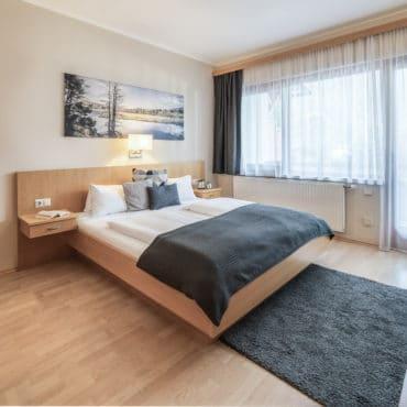 Zimmer im Hotel Trattnig
