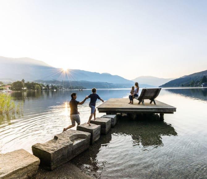 Millstätter See, Kärnten