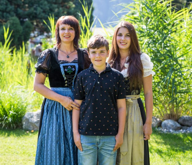 Familie Trattnig, Döbriach