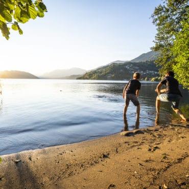 Urlaub in Kärnten, Millstätter See