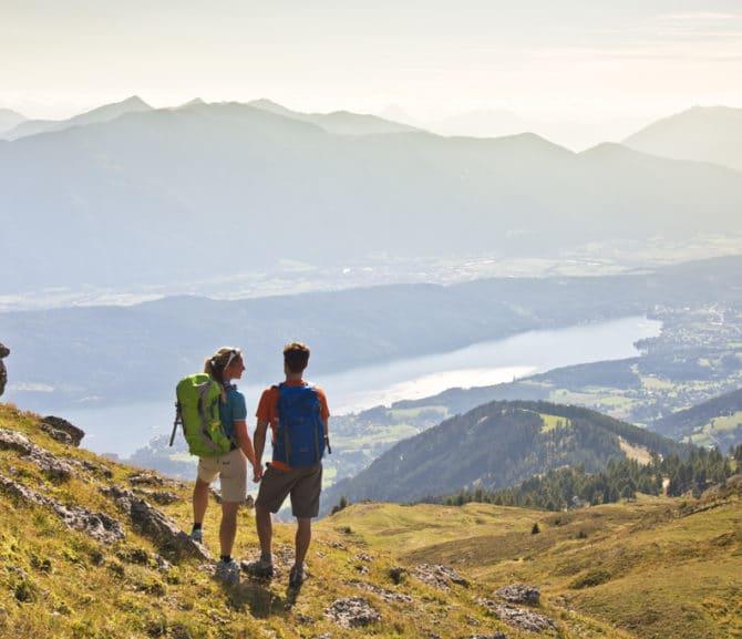 Urlaub in den Kärntner Bergen